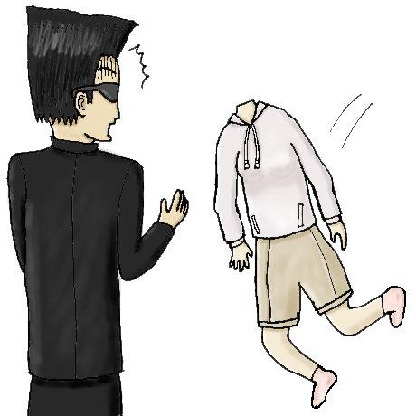 「首はどうしたー!!(汗)」  CG
