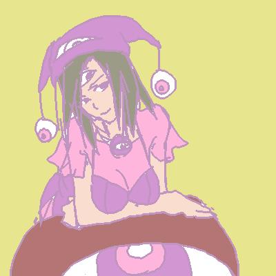 魔法少女のお約束としてのオトナメミ(J)  CG
