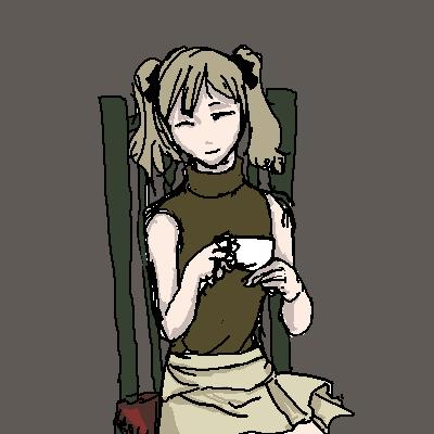 茶:つみき  CG