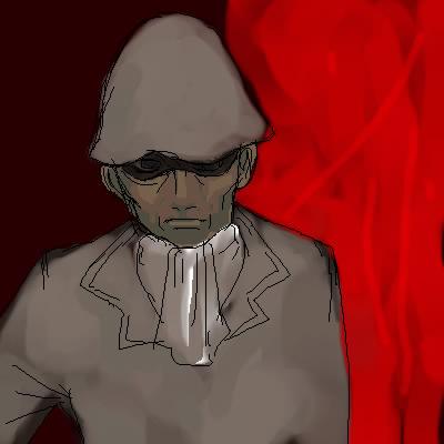 或るヴァンパイアハンターの肖像  CG