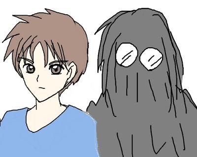 おめでと秦弥くん&青九郎さん  CG
