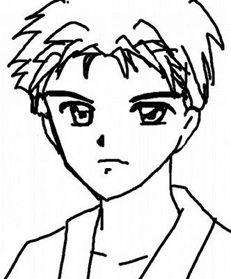シスコン少年 CG