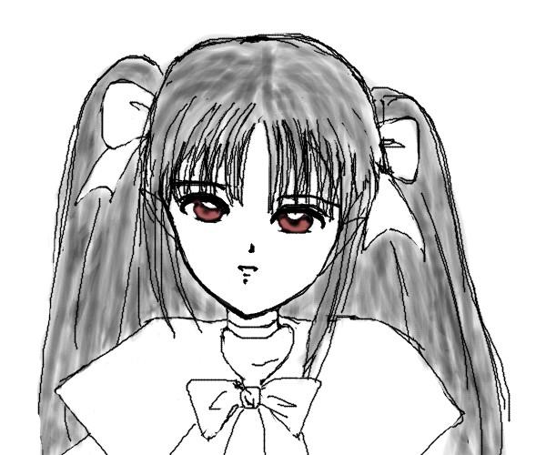 おめかしヨスガ CG