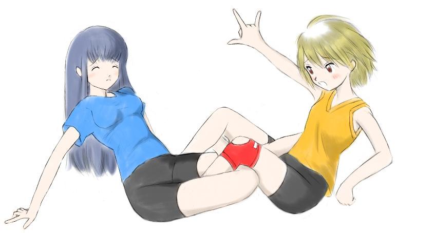 Love色塗り CG