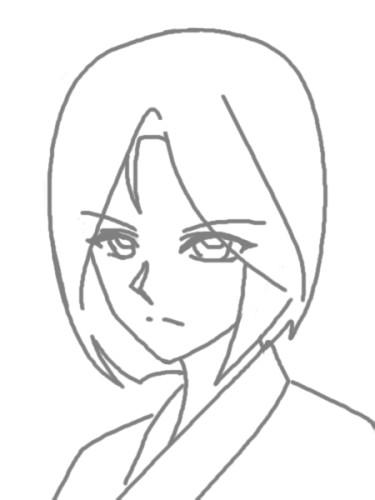 穂波さん人間バージョン CG