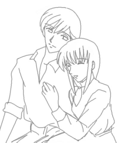 尚久と麻須美 CG