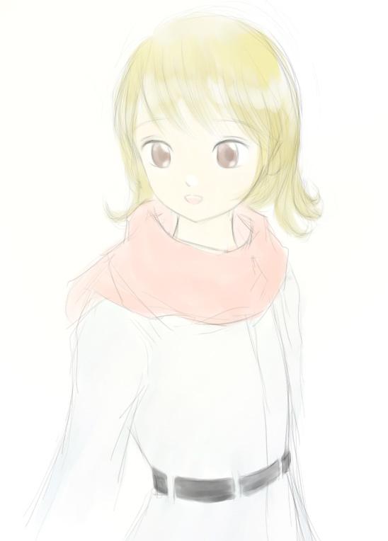 みぎーラフ  CG