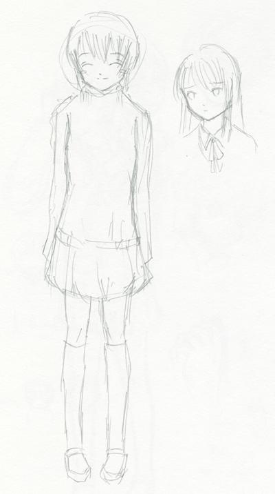 (J) 180cmのトオク落書き CG