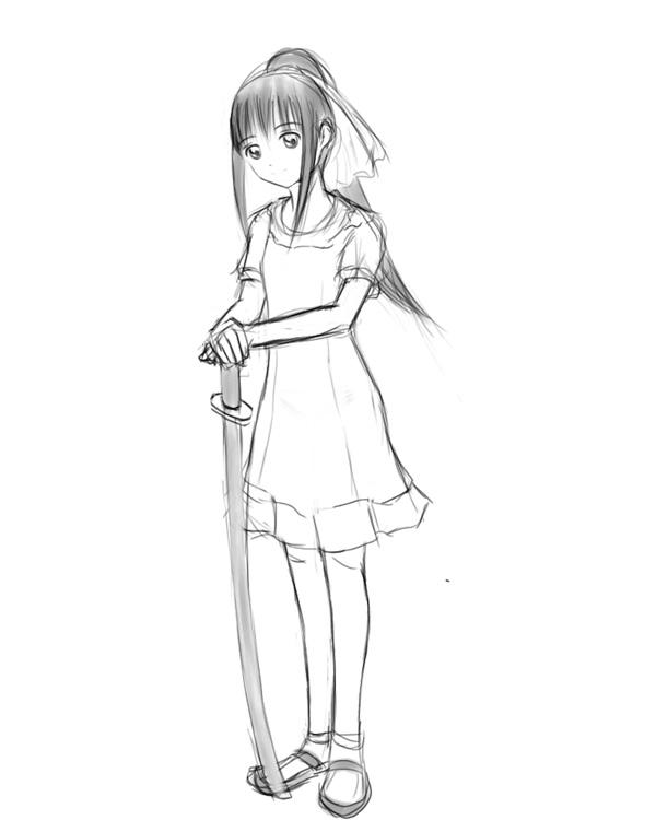 溥さん第二稿  CG