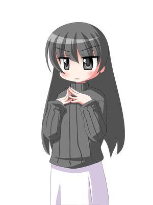 キャラクターなんとか機「秋風ひかり」  CG