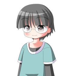 キャラクターなんとか機で橋本保鷹  CG