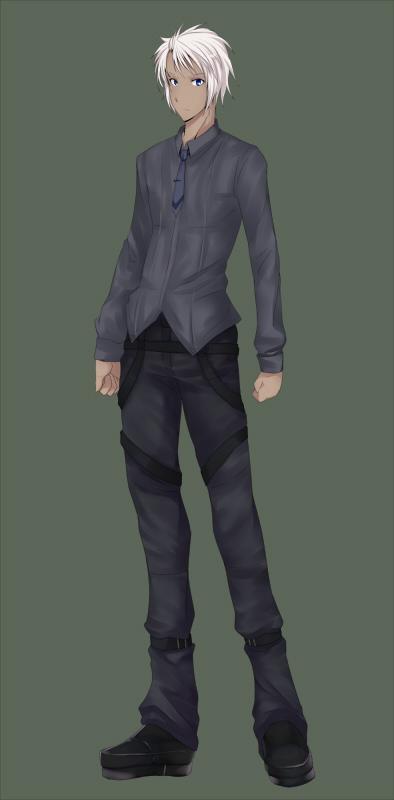 ハクリンイメージ  CG