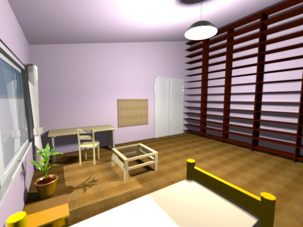 荊花の部屋1 CG