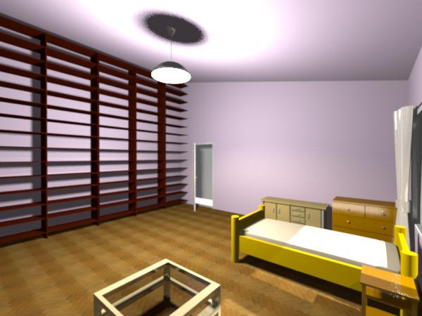 荊花の部屋3  CG