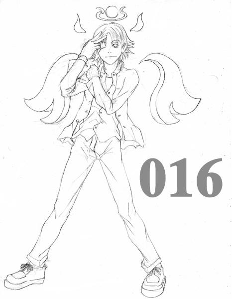 HA20キャラリストCG016:鈴代麟  CG