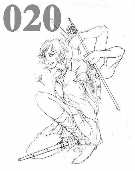 HA20キャラリストCG020:鞠宮彩夏  CG