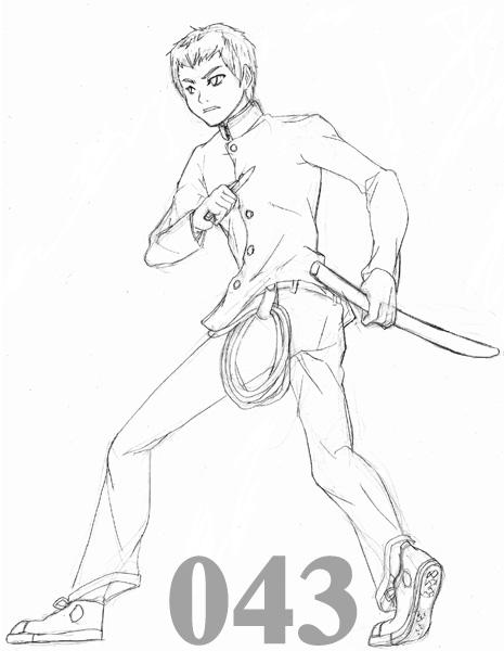 HA20キャラリストCG043:永山将士  CG
