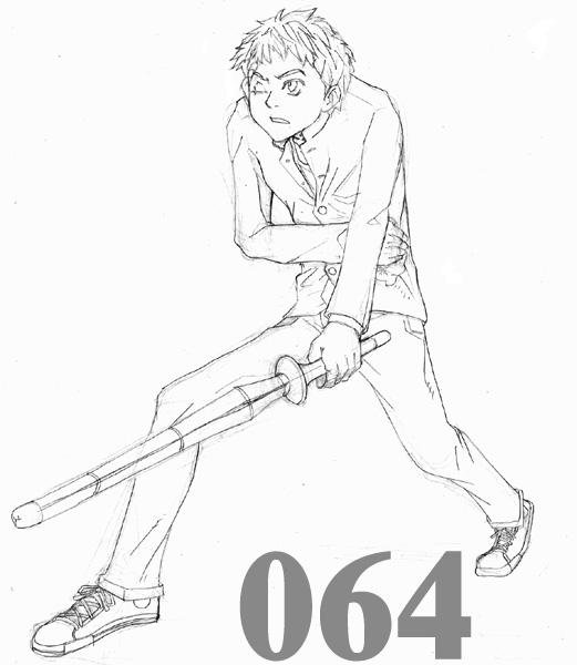 HA20キャラリストCG064:浅野柾希  CG