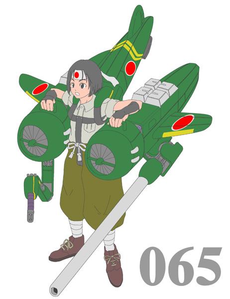 HA20キャラリストCG065:松葉菊  CG