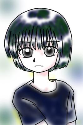 タカちゃん 色つき CG