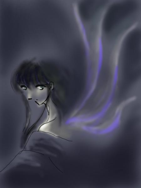 みやま—闇の中 CG