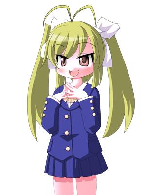 キャラクターなんとか機による美少女探偵ひかりちゃん  CG