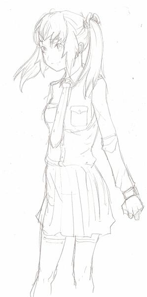 りっちゃん案  CG