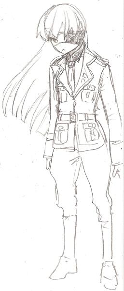 軍服ヨミ  CG