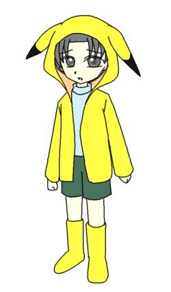 ぴかイザヤ  CG