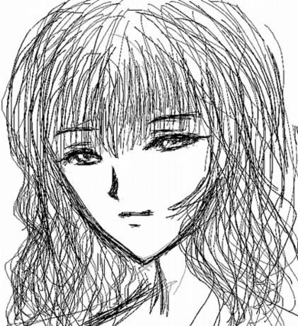 瞼の母 CG